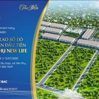 Bán đất nền dự án quận Yên Phong - Bắc Ninh giá 1.1 tỷ