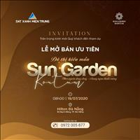 Đất nền Kon Tum Sun Garden chỉ từ 4 triệu/m2