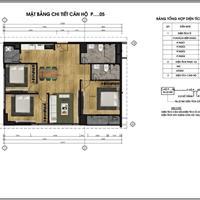 Chính chủ cần bán căn 05 tầng cao giá 31.5tr/m2 dự án CT5 6 Lê Đức Thọ