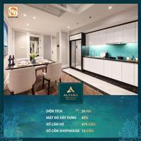 Bán căn hộ cao cấp Quy Nhơn - Bình Định giá 1.5 tỷ