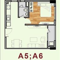 Cho thuê căn hộ Lavita Garden 1 phòng ngủ, nội thất cơ bản, nhận nhà ở ngay