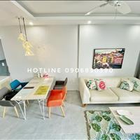 Căn hộ 2pn mới 99%, nội thất cao cấp tầng cao view đẹp 20tr/tháng