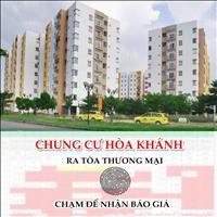 Chung cư Hòa Khánh Liên Chiểu, sổ hồng lâu dài 2PN view biển, 550tr sở hữu ký trực tiếp chủ đầu tư