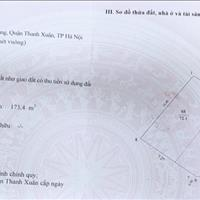 Chính chủ cần bán nhà ngõ ô tô vào diện tích 72,1m2 sổ đỏ đầy đủ Thanh Xuân