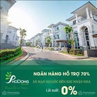 Mở bán nhà phố thương mại, biệt thự Phodong Village bảng giá trực tiếp CĐT giá từ 8,6 tỷ