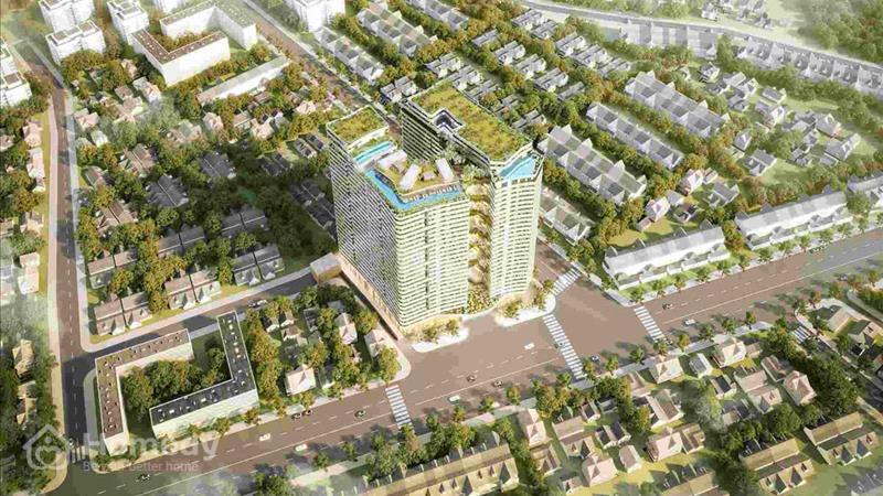 Dự án Sky Park Bình Chánh TP Hồ Chí Minh - ảnh giới thiệu