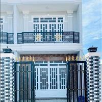 Tin hot, 60 căn nhà mới xây 1 lầu 4 phòng ngủ gần chợ Bình Điền giá chỉ 1,2 tỷ, sổ riêng