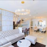 Bán căn hộ Vinhomes Golden River tòa Lux 6, view sông Sài Gòn và Bitexco 3PN 122m2 full nội thất