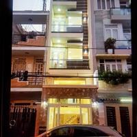 Bán nhà mặt tiền đường ngay chợ Phạm Thế Hiển phường 4, quận 8, diện tích 3,6x17m, giá 7,3 tỷ