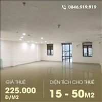 Cho thuê văn phòng tại đường Hồ Quý Ly, quận Thanh Khê, Đà Nẵng, giá chỉ 225 ngàn/m2