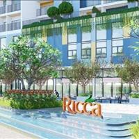 Bán căn hộ Ricca 1 phòng ngủ +1, tầng thấp, block A, không nội thất, chưa bàn giao