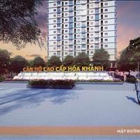 Phân phối độc quyền chung cư Hòa Khánh sổ hồng 550tr sở hữu, ngân hàng hỗ trợ 50%, ký trực tiếp CĐT