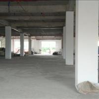 Cho thuê sàn văn phòng, thương mại 2000m2 trung tâm quận Hồng Bàng, Hải Phòng