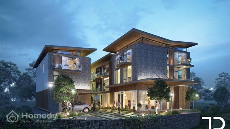 Dự án Eagles Valley Residences - ảnh giới thiệu
