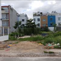 Kẹt tiền cần bán 2 lô đất liền kề đối diện sân banh, 5x16m, gần Aeon Mall Bình Tân, SHR