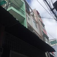 Nhà 1 trệt 2 lầu sân thượng đường Hậu Giang, quận 6, giá chỉ 3,5 tỷ, sổ hồng riêng