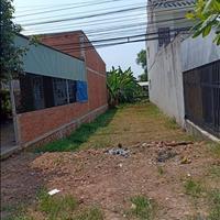 Bán gấp lô đất mặt tiền đường Đức Hoà Thượng, đường nhựa 16m, thổ cư, sổ hồng riêng