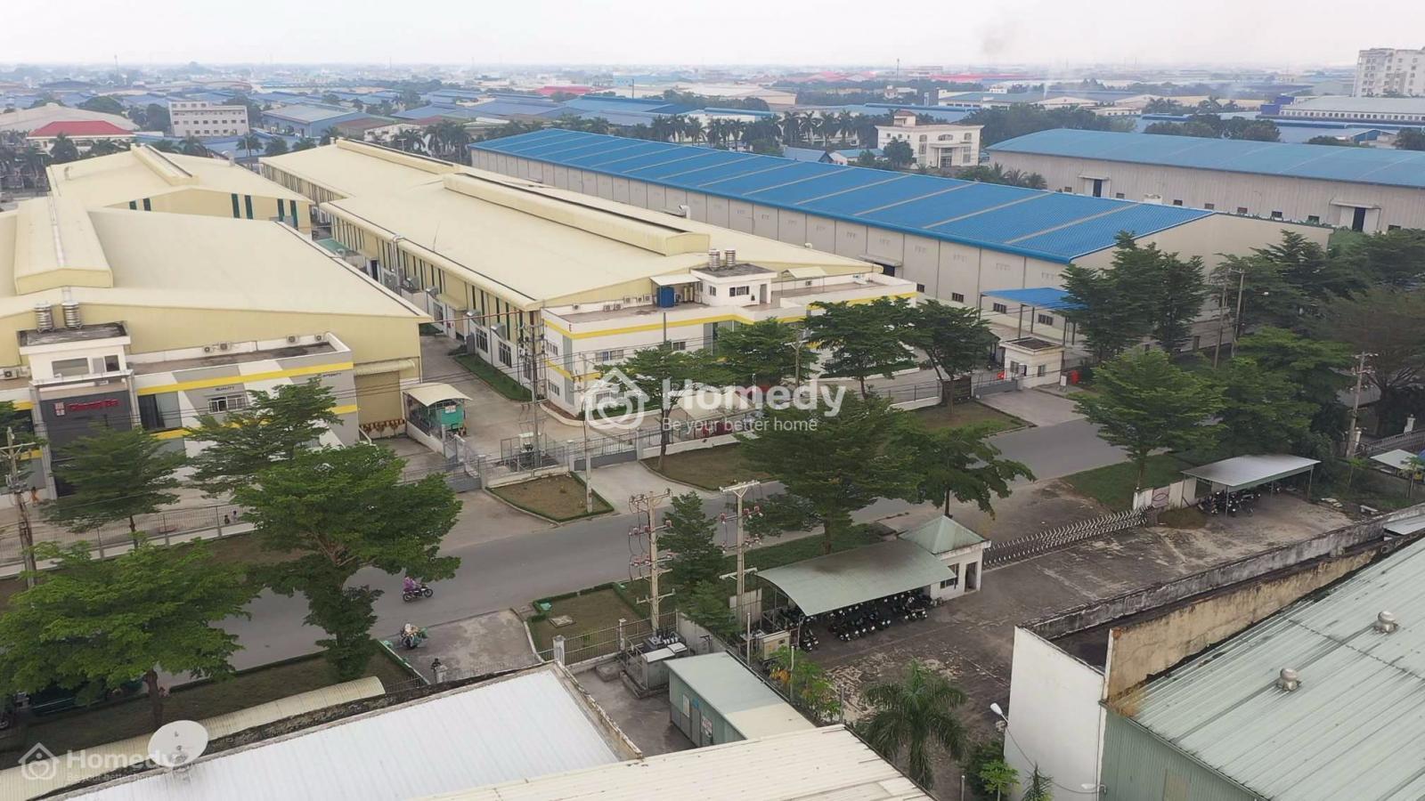 Nhu cầu tìm kiếm BĐS công nghiệp tại Long An tăng