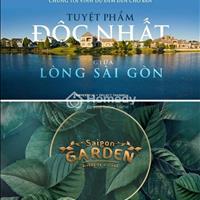 Saigon Garden đẳng cấp cho giới thượng lưu - Biệt thự VIP mặt tiền sông - 20 triệu/m2 - 1000m2