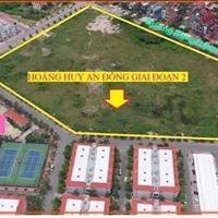 Bán căn hộ huyện An Dương - Hải Phòng giá 500 triệu