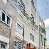 Bán gấp nhà mới ở ngay, Lê Quang Định, Bình Thạnh, 4 tầng, 5 phòng ngủ giá 6,2 tỷ