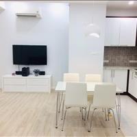 Cho thuê căn hộ 2 phòng ngủ 68m2 tại Duy Tân - Cầu Giấy, full đồ cơ bản vào ở ngay giá 10 triệu