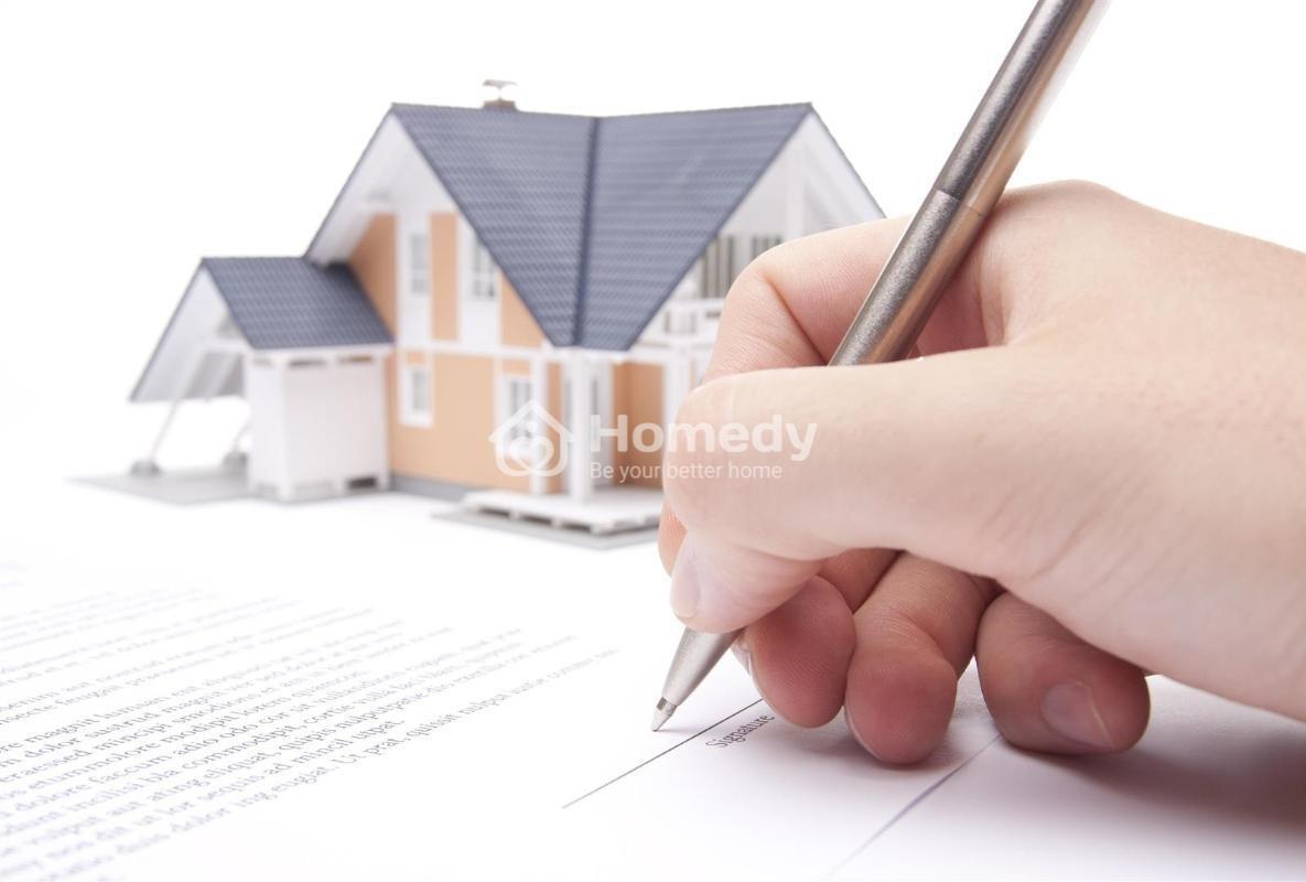 Biên bản bàn giao nhà cho thuê