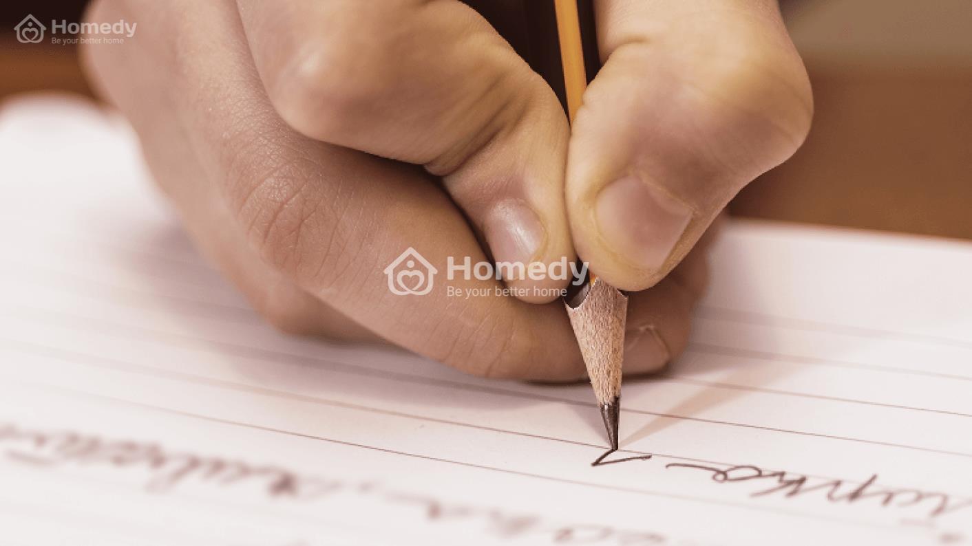 Kiểm tra kỹ lưỡng trước khi ký biên bản bàn giao nhà cho thuê