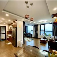 Bán căn hộ 81m2, 2 phòng ngủ cao cấp khu đô thị Việt Hưng đã có nội thất đầy đủ