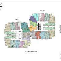 Bán căn hộ 51.6m2, giá 19.08 triệu/m2 nhận nhà ngay