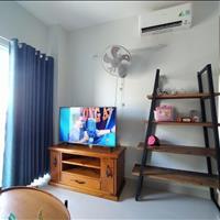 Cho thuê căn hộ 2PN Charmington La Pointe full nội thất 18tr bao phí quản lý, căn góc view đẹp