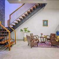 Bán nhà mới 3 tầng phong cách châu Âu có nội thất khu An Trung gần cầu Trần Thị Lý
