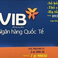 Ngày 02/8 VIB chính thức thông báo hỗ trợ thanh lý 19 nền KDC liền kề bệnh viện Việt Nhật, TP HCM