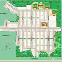 Dự án khu phức hợp Hana Garden Mall Bình Dương