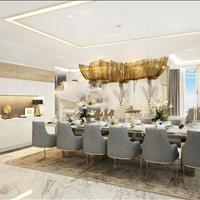 Cho thuê căn hộ The Gold View 3 phòng ngủ, 2wc, full nội thất - 117m2 - lầu cao giá 24 triệu/tháng
