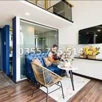 Chính chủ cho thuê căn hộ dịch vụ gác lửng cao cấp, căn Penthouse