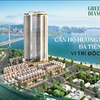 Chính chủ cần bán gấp căn hộ VIP view vịnh Hạ Long, giá 1 tỷ 885tr, nội thất 5 sao, sổ đỏ lâu dài