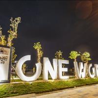 Duy nhất 5 lô đất nền liền kề giáp biển, giữa 2 sân golf tại dự án One World có mức giá tốt nhất