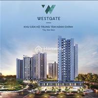 Chiết khẩu 8% khi mua West Gate Bình Chánh tháng 7, mở bán block đẹp nhất, chỉ TT 30% nhận nhà
