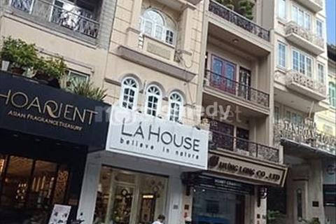 Cho thuê nhà mặt tiền Lê Hồng Phong, phường 4, 27 triệu