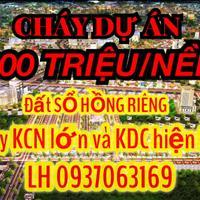Thanh lý 100m2 đất tại Chánh Phú Hoà, thị xã Bến Cát giá 600 triệu, liên hệ