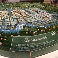 Biên Hòa New City - Tập Đoàn Hưng Thịnh chỉ 1.567 tỷ/nền