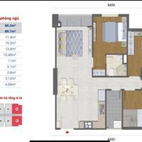 Bán căn hộ Quận 8 - TP Hồ Chí Minh giá 2.00 tỷ