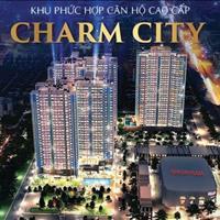 Bán căn hộ Charm City Dĩ An RA.07.14, 1PN+1, chỉ cần thanh toán 500 triệu đến lúc nhận nhà