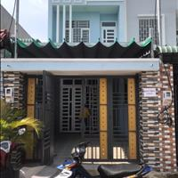 Nhà 1 lầu 1 trệt đổ thật 100% sân xe hơi 3 phòng ngủ, 2 wc, Tây Bắc gần chợ Quang Thắng Trảng Dài