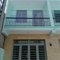 Bán nhà sổ hồng riêng, 4 x 9m, 1 lầu, Lê Văn Lương Nhà Bè, nối dài xã Long Hậu