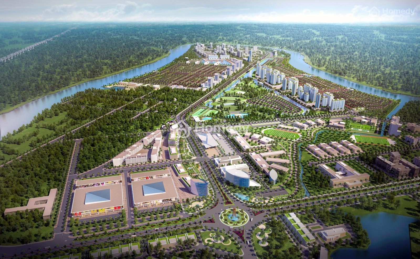 NĐT có thể xuống tiền ở các dự án khu đô thị vệ tinh