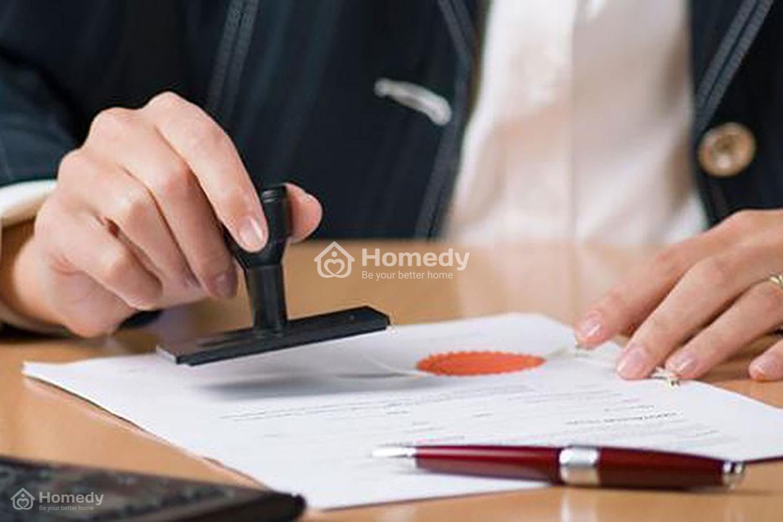 Thủ tục mua bán nhà đất có sổ hồng