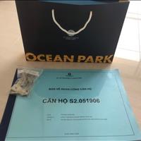 Chính chủ cần bán căn hộ chung cư Vinhomes Ocean Park Gia Lâm, Hà Nội