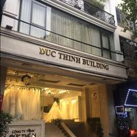 Cho thuê nhà mặt phố Vũ Phạm Hàm, Cầu Giấy, 100m2 x 5 tầng, mặt tiền 6m, mọi mô hình